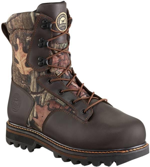 Irish Setter Men's Gunflint II 10'' Mossy Oak Break-Up Infinity 1000g Waterproof Field Hunting Boots product image