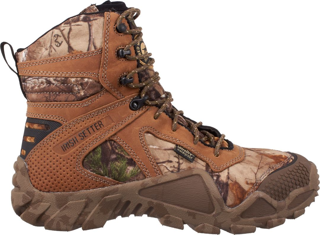 "38571ce45 Irish Setter Men's Vaprtrek 8"" Realtree Xtra 400g Waterproof Field ..."