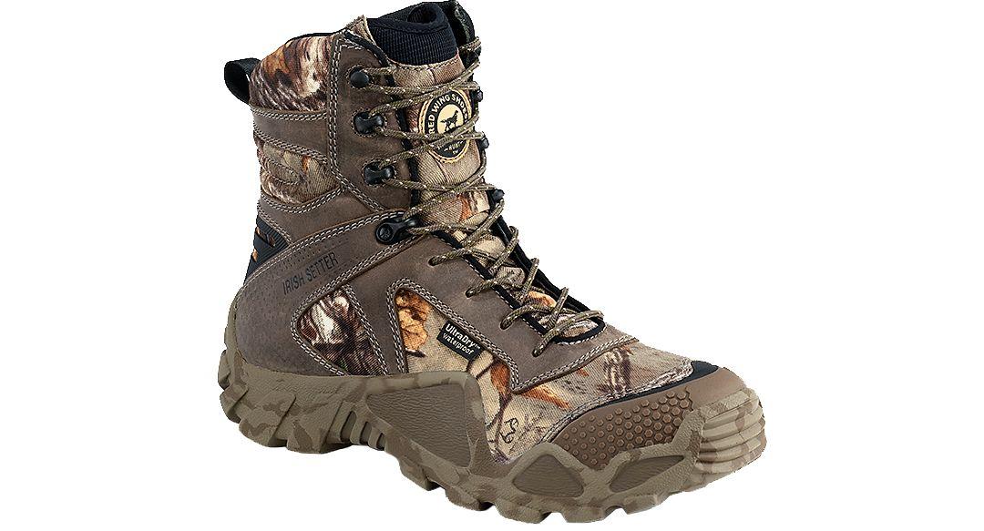 "7a73dce02bdd9 Irish Setter Men's Vaprtrek 8"" Waterproof Field Hunting Boots.  noImageFound. 1"