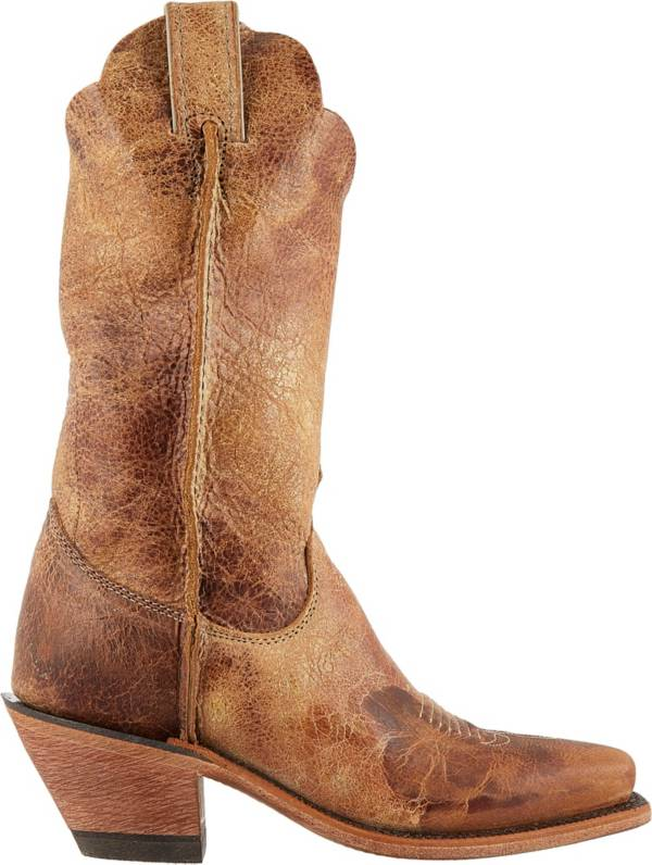 Justin Women's Cracked Bent Rail Western Boots product image