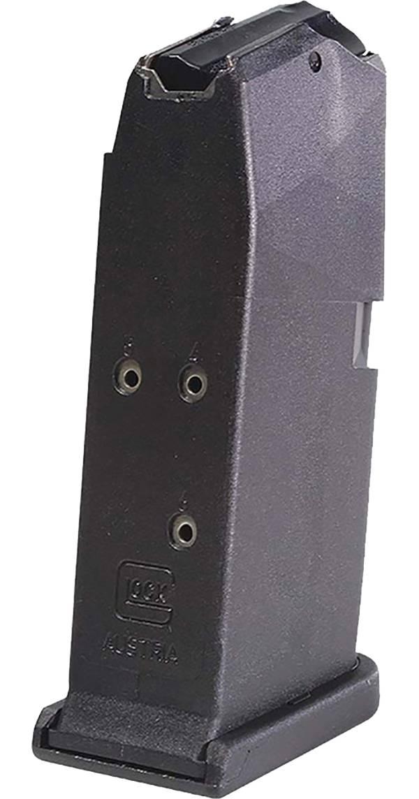 Glock G42 .380 ACP Black Polymer Magazine – 6 Rounds product image