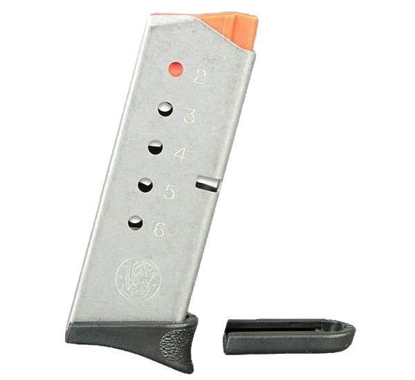 Smith & Wesson Bodyguard .380 ACP Magazine – 6 Rounds product image