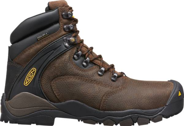 KEEN Men's Louisville 6'' Waterproof Steel Toe Work Boots product image