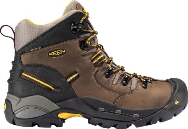 KEEN Men's Pittsburgh Waterproof Work Boots product image