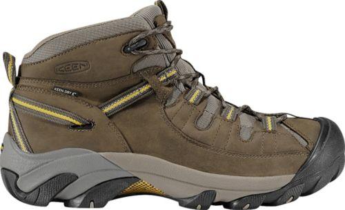 5c27eee03c3 KEEN Men s Targhee II Mid Waterproof Hiking Boots 1