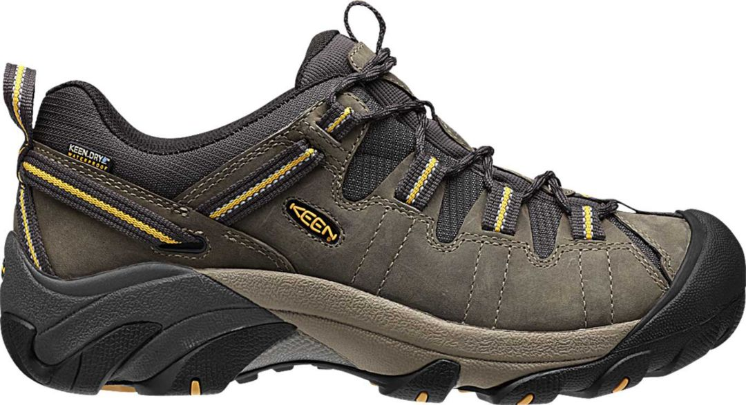 79ab82cd88a KEEN Men's Targhee II Waterproof Hiking Shoes