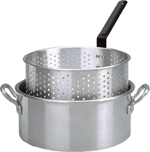 King Kooker 10-Quart Aluminum Deep Fryer Pan with Handles and Basket product image