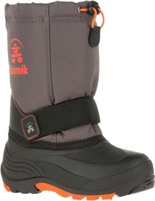 8c39b7e77707 Kamik Kids  Rocket Waterproof Insulated Winter Boots. noImageFound.  Previous. 1. 2
