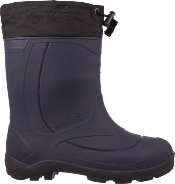Kamik Kids' Snobuster Insulated Waterproof Winter Boots product image