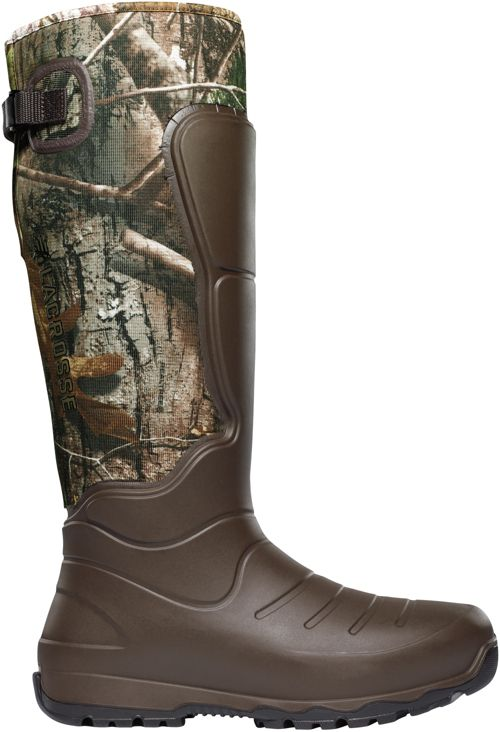 1c3012196009 Lacrosse Men S Aerohead 18 7mm Insulated Rubber Hunting Boots