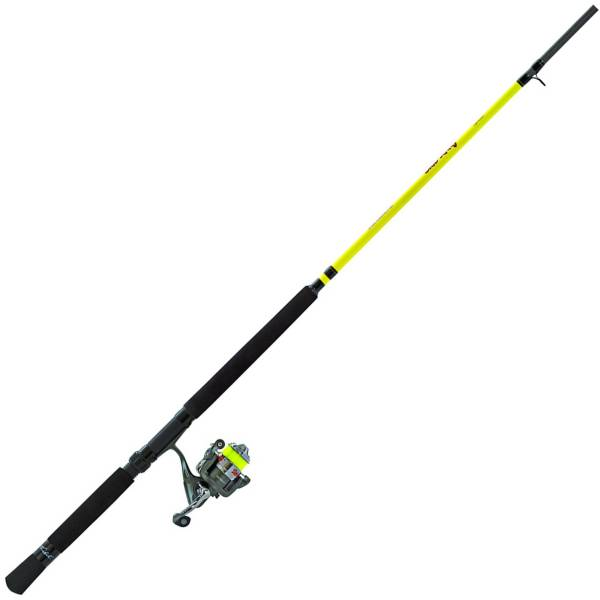 Lew's Mr. Crappie Slab Daddy Jig and Troll Spinning Combo product image