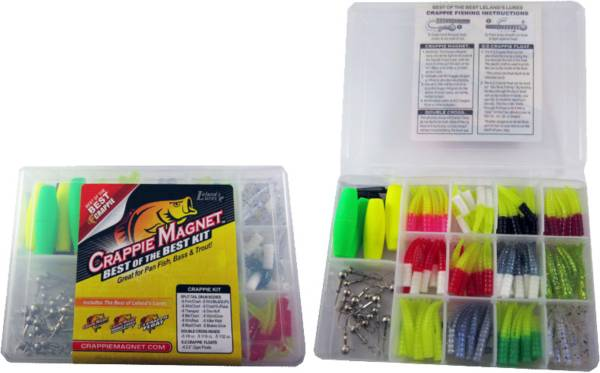 Leland's Lures Crappie Magnet Kit product image