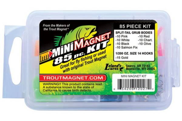 Leland's Trout Magnet Mini Magnet Lure Kit product image