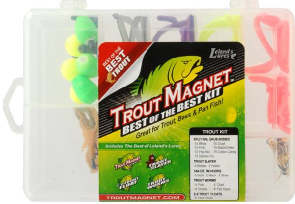Leland Trout Magnet Best of the Best Trout Kit product image