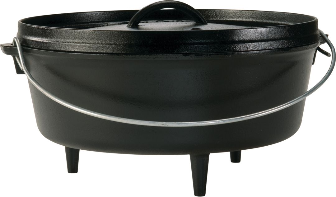 Lodge Cast Iron 6 Qt Dutch Oven