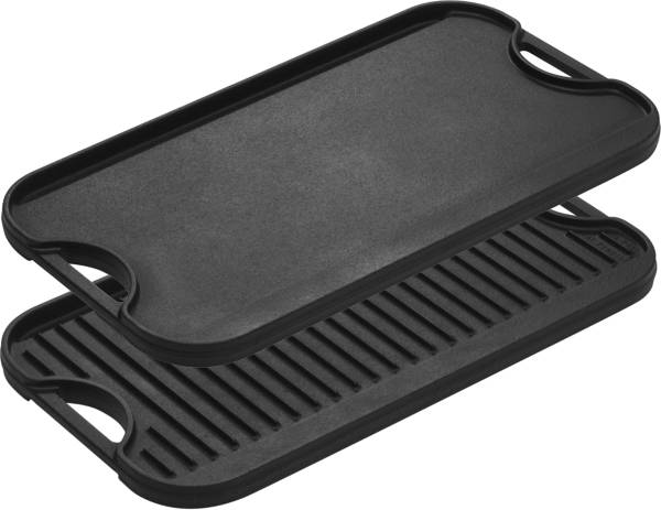 Lodge Cast Iron Pro-Grid Iron Reversible Grill/Griddle product image
