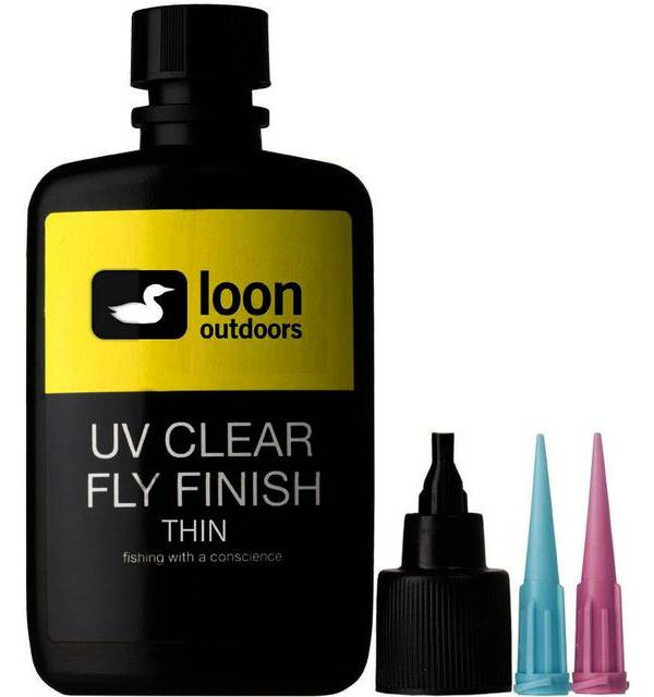 Loon Outdoors UV Clear Fly Finish - Thin product image