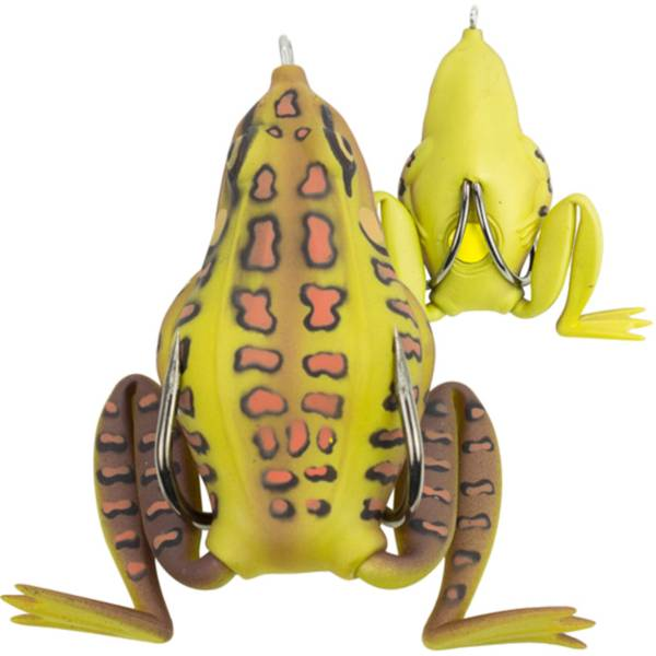 Lunkerhunt Combat Frog Soft Bait Lure product image