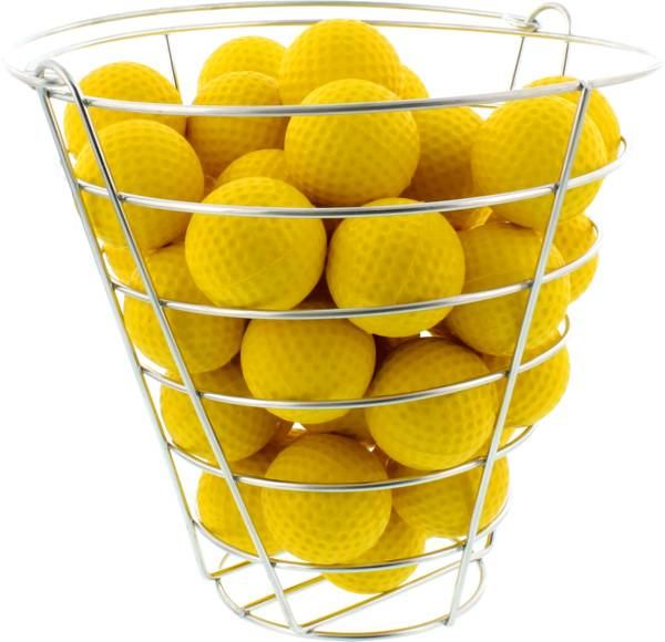 Maxfli Foam Practice Balls with Storage Basket - 42 Pack product image