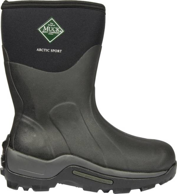 Muck Boots Men's Arctic Sport Mid Insulated Waterproof Winter Boots product image