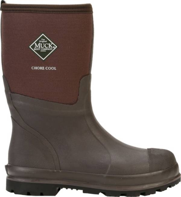 Muck Boots Men's Chore Cool Mid Waterproof Work Boots product image