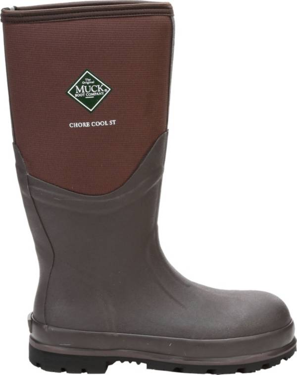 Muck Boots Men's Chore Cool Waterproof Steel Toe Work Boots product image