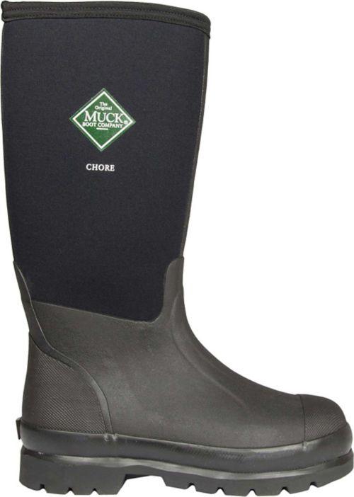 f7ade5d6d Muck Boots Men s Chore High Waterproof Work Boots