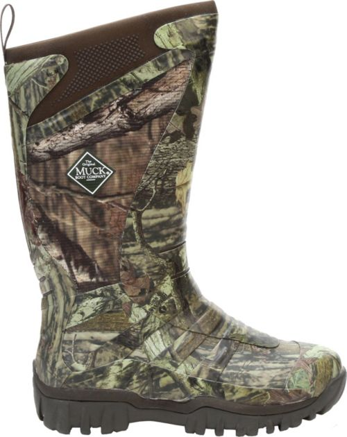 Muck Boots Men S Pursuit Supreme Rubber Hunting Noimagefound Previous