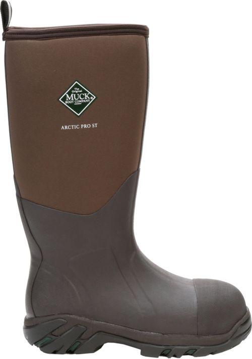 4d95f8d4d28 Muck Boots Men s Arctic Pro Steel Toe Waterproof Work Boots