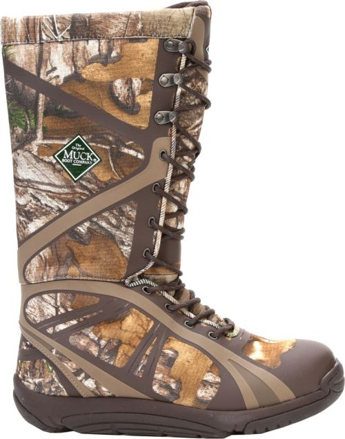 f51a867e522e5c Muck Boots Men s Pursuit Shadow Tall Rubber Hunting Boots. noImageFound.  Previous
