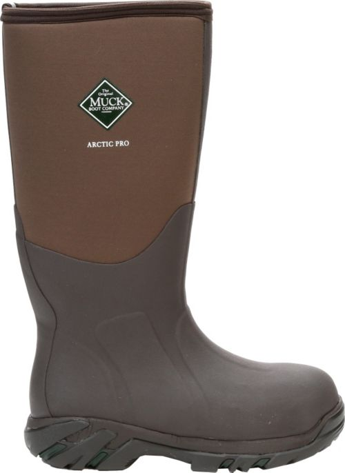 40799c790e9 Muck Boots Adult Arctic Pro Rubber Field Hunting Boots