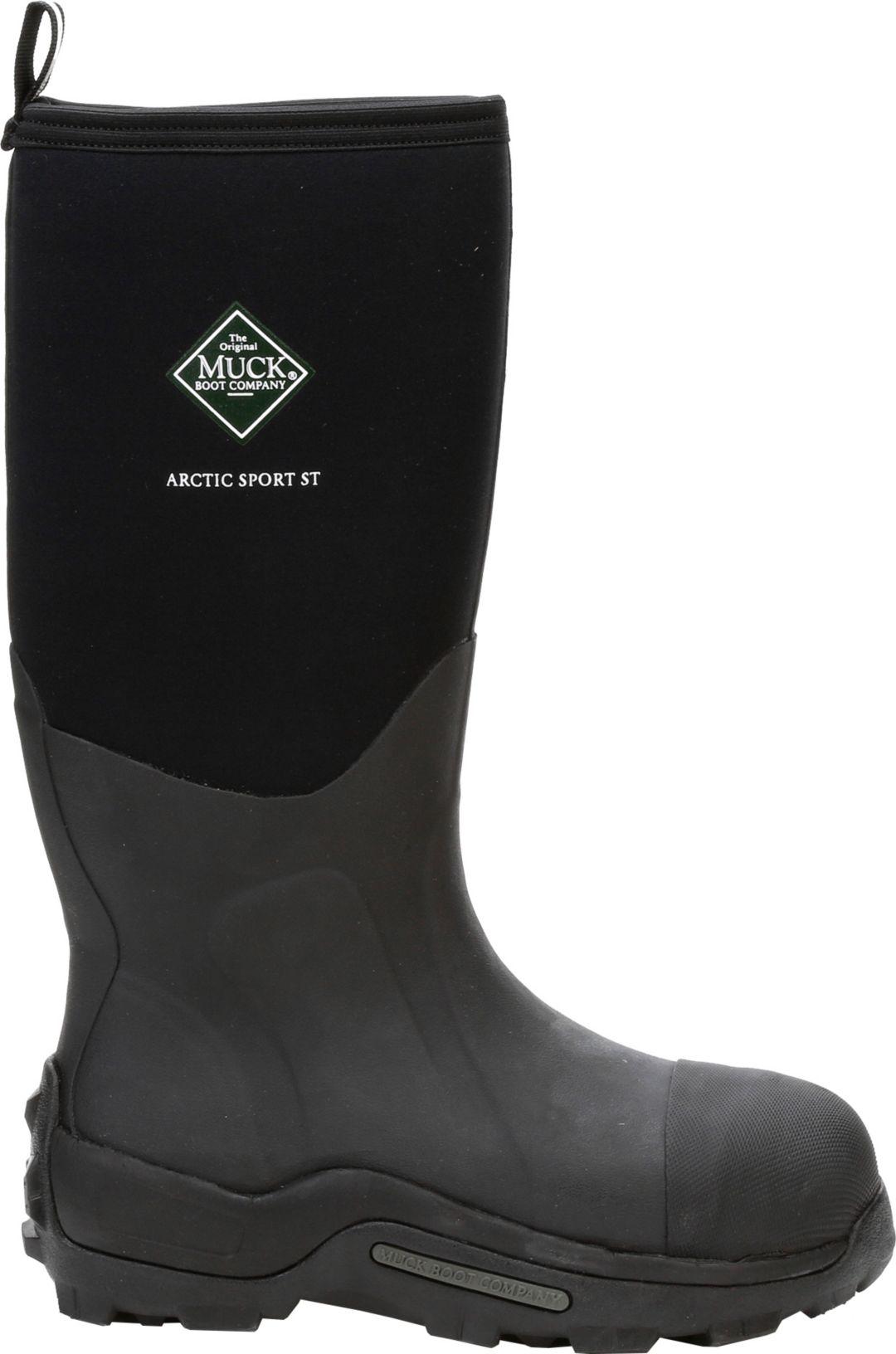fa232a1a594 Muck Boots Men's Arctic Sport Steel Toe Waterproof Work Boots