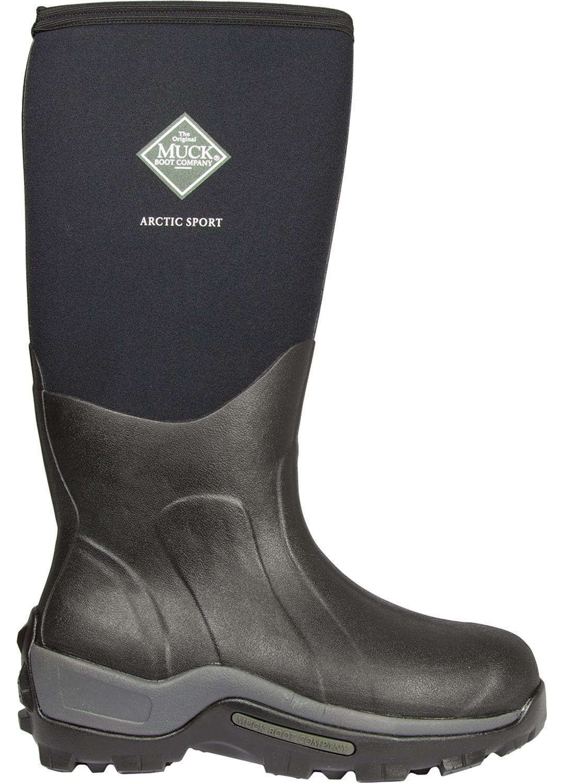 0c6255f4f36c4 Muck Boots Men's Arctic Hi Sport Rubber Hunting Boots. noImageFound.  Previous