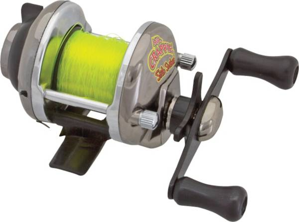 Mr. Crappie Slab Shaker Deluxe Baitcasting Reel product image