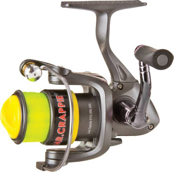 Mr. Crappie Slab Shaker Spinning Reel product image