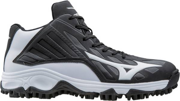 Mizuno Men's 9 Spike Advanced Erupt 3 Mid Baseball Cleats product image