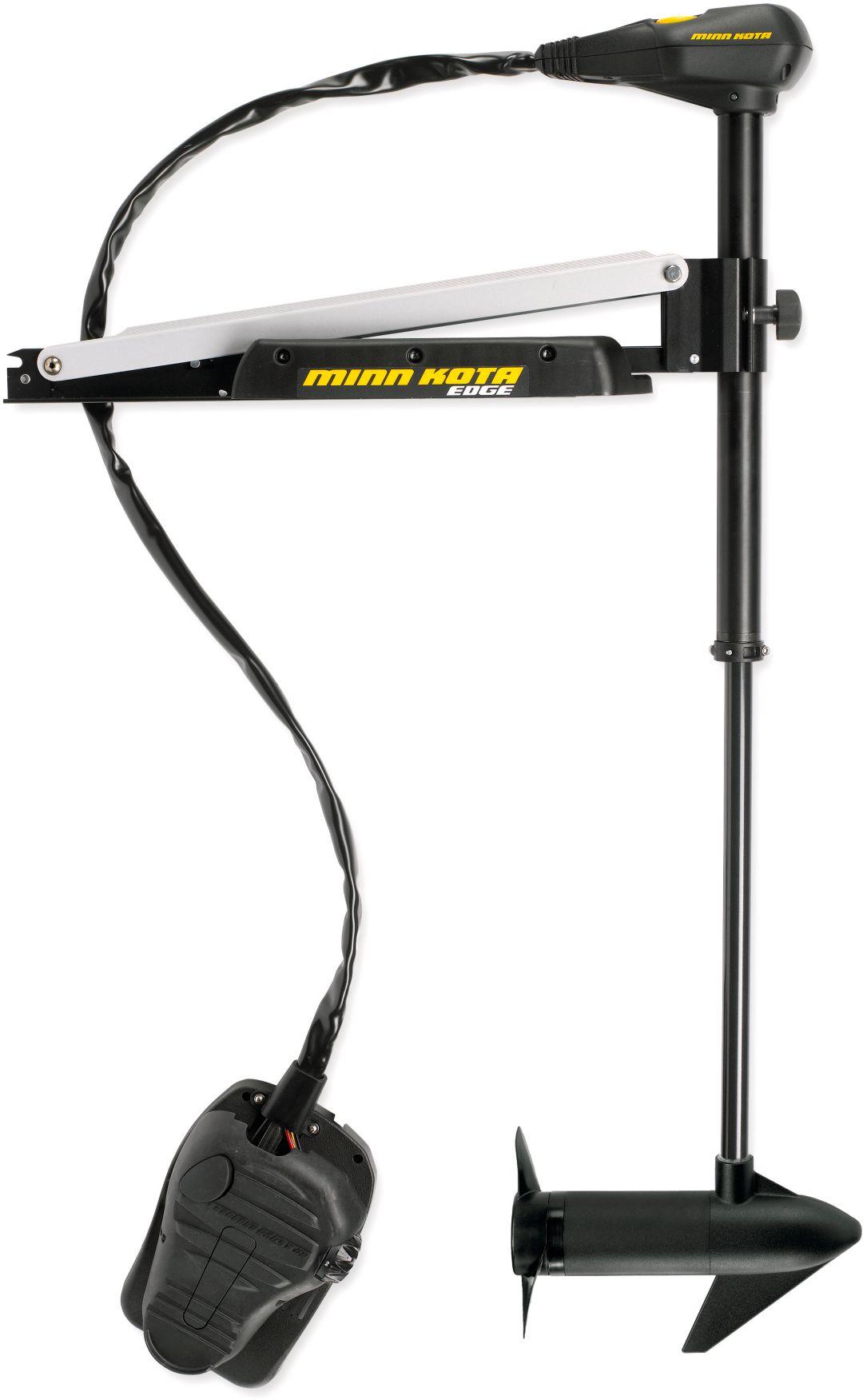 Minn Kota Edge Foot Mount Trolling Motor- 70 lb