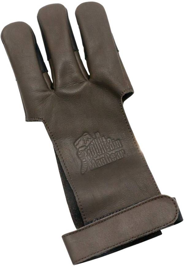 Mountain Man Brown Leather Shooting Glove product image