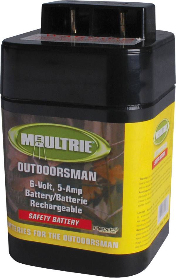 Moultrie Rechargeable Safety Battery-6 Volt product image