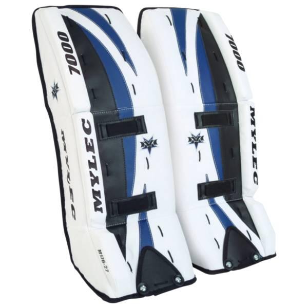 Mylec 7000 Series Ultra Lite Ice/Street Hockey Goalie Pads product image