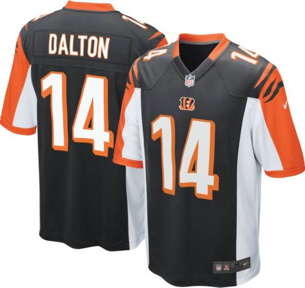 Nike Youth Home Game Jersey Cincinnati Bengals Andy Dalton #14 product image