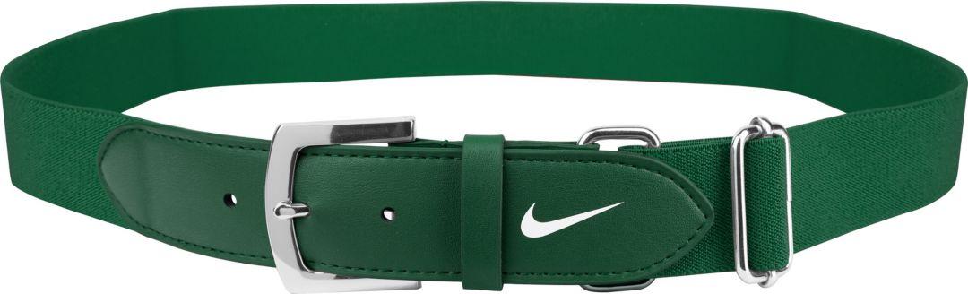 Nike Adult Leather Baseball Belt