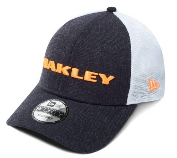 Oakley Men's Heather New Era Snap-Back Golf Hat product image