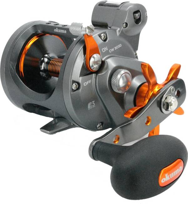 Okuma Cold Water Line Counter Baitcasting Reels product image