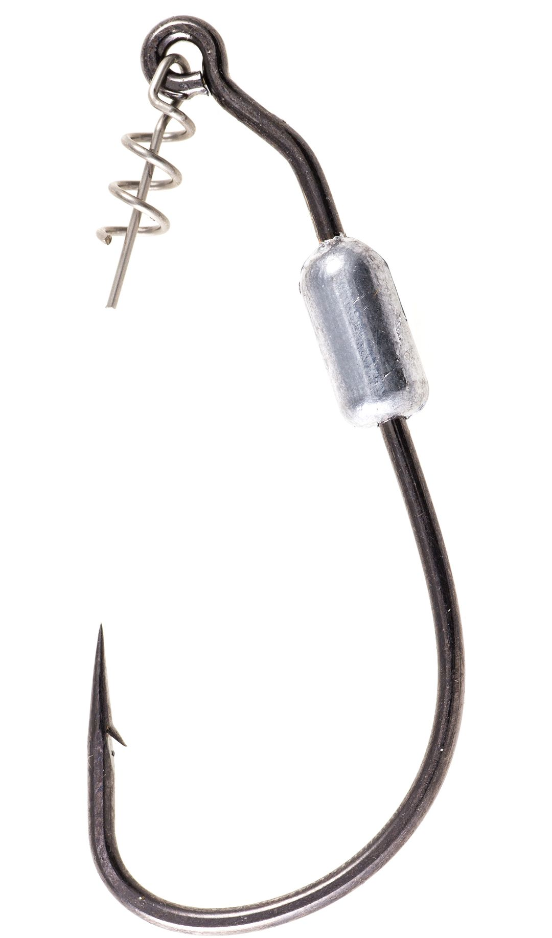 Owner TwistLOCK 3X Weighted Fish Hooks with Centering Pin