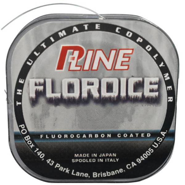 P-Line Floroice Ice Fishing Line product image