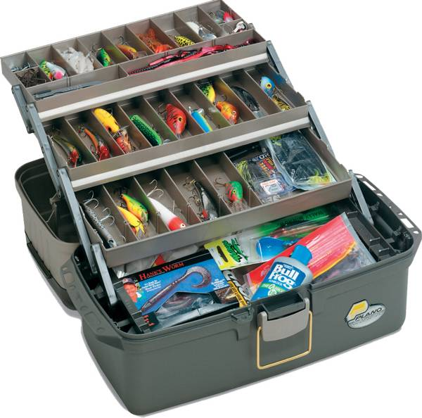 Plano Guide Series 3-Tray Tackle Box product image