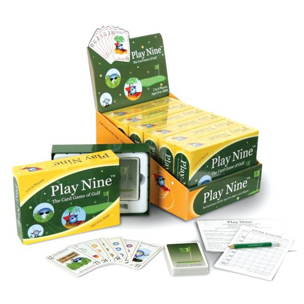 Play Nine Card Game product image
