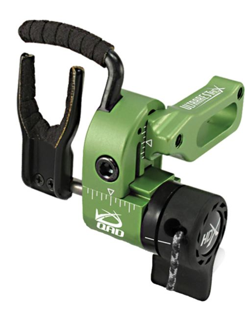 Accessories Flight Tracker Qad Ultra-rest Pro Hdx Drop Away Right Hand Rest Arrow Rests