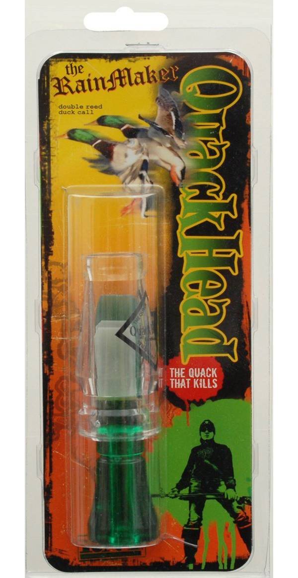 QuackHead Rainmaker Timber Double-Reed Duck Call product image